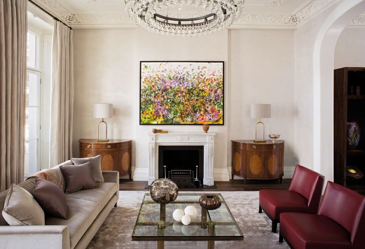 Collector's townhouse from April Russell