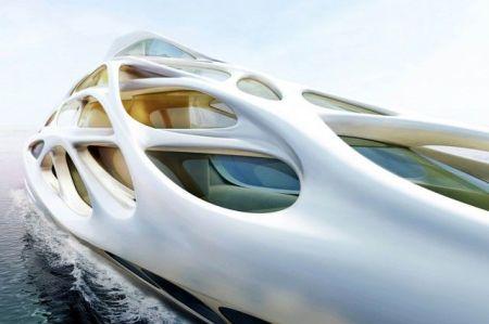 Zaha Hadid Superyacht