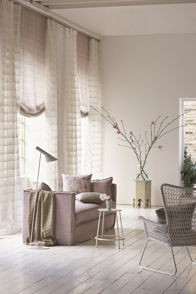 Silk Curtains Sheers & Voiles