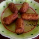 Fried Chicken Sausage /Fried Hot Dog