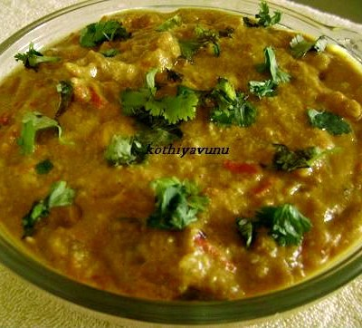 Tomato/Thakaali Kurma