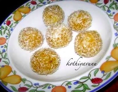 Pineapple Laddu Recipe – Pineapple Ladoo Recipe – Indian Sweets