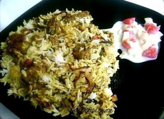 Kerala Mutton Biryani