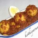 Nadan Mutta Roast – Kerala Style Egg Roast – Dry Egg Curry Recipe