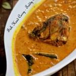 Meen thala curry-Kallushappu Curry -Fish head curry  kothiyavunu.com