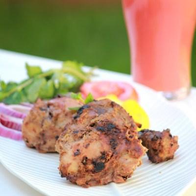 Al Faham Chicken-Arabian Grilled Chicken Recipe