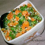 Carrot-Beans Thoran
