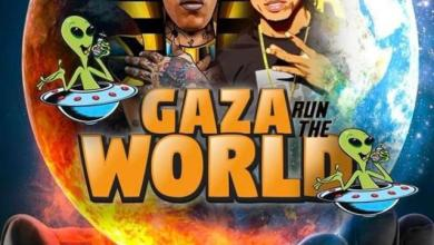 Photo of Vybz Kartel Ft. Sikka Rymes – Gaza Run The World Lyrics
