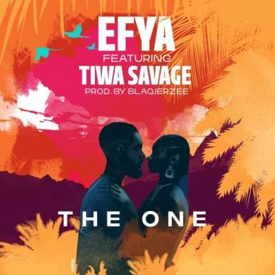 Efya – The One Ft Tiwa Savage