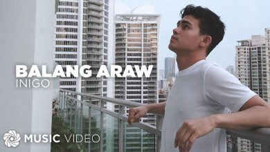 Photo of Inigo Pascual – Balang Araw Lyrics