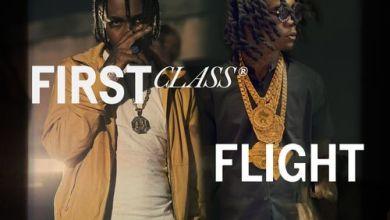 Photo of Jahvillani Ft Prince Swanny – First Class Flight Lyrics