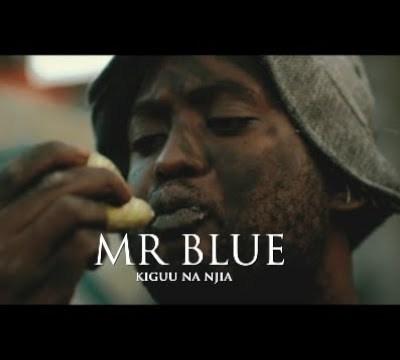 MR BLUE - KIGUU NA NJIA Lyrics