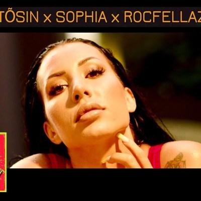 Tosin x Sophia x Rocfellaz - Carolina Lyrics