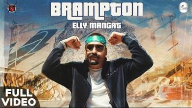 Photo of Elly Mangat Ft Harpreet Kalewal – Brampton Lyrics