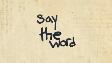 Photo of Livingston – Say The Word Lyrics