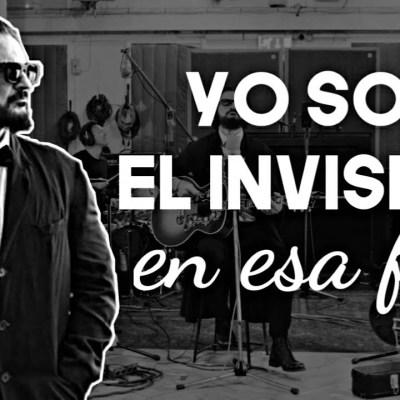 Ricardo Arjona – El Invisible Lyrics