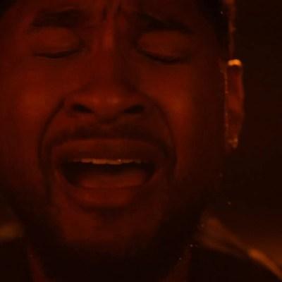 Usher - I Cry Lyrics