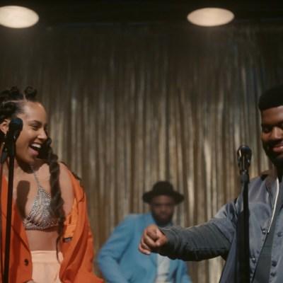 Alicia Keys & Khalid – So Done lyrics