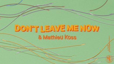 Photo of Lost Frequencies Ft Mathieu Koss – Don't Leave Me Now Lyrics