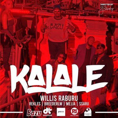 WILLIS RABURU Ft REKLES x BREEDER LW x MEJJA - Kalale Lyrics