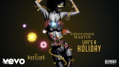 Photo of Christopher Martin – Life's a Holiday