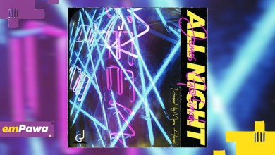 Photo of James Garlimah – All Night Lyrics