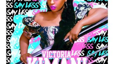 Photo of Victoria Kimani – Say Less Lyrics