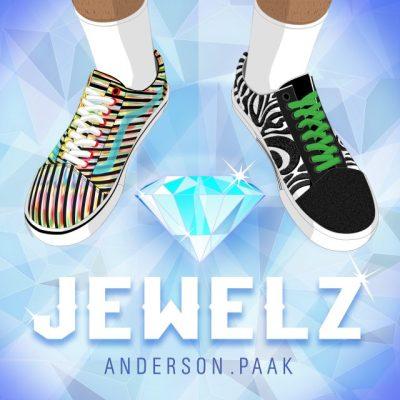 Anderson .Paak - JEWELZ Lyrics