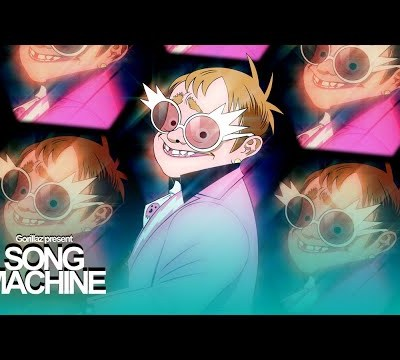 Gorillaz x 6LACK & Elton John – The Pink Phantom lyrics