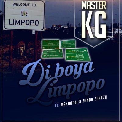 MASTER KG Ft ZANDA ZAKUZA x MAKHADZI - Di Boya Limpopo Lyrics