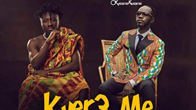 Photo of Amerado – Kyer3 me Ft Okyeame Kwame