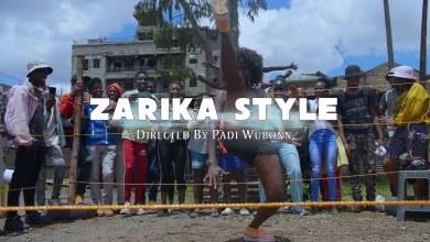 Photo of PADI WUBON Ft VDJ JONES – Zarika Style Lyrics