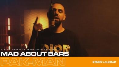 Photo of Pak-Man – Mad About Bars Lyrics