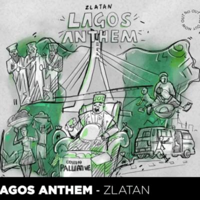 Zlatan – Lagos Anthem Lyrics