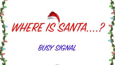 Photo of Busy Signal – Where Is Santa?