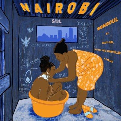Bensoul Ft Sauti Sol x Nviiri The Story Teller & Mejja – NAIROBI