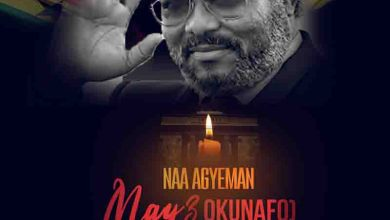 Photo of Naa Agyeman – May3 Okunafo (Tribute To J.J Rawlings)