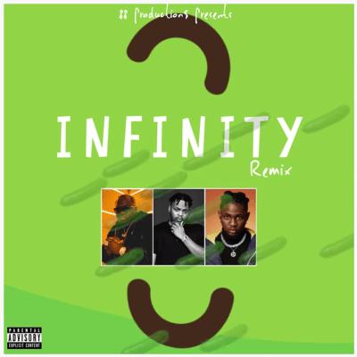 DJ Flex – Infinity (Afrobeat Remix) Ft Olamide x Omah Lay