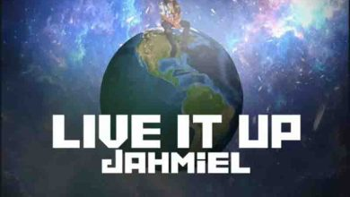 Photo of Jahmiel – Live It Up (Prod By DJ Frass Records)