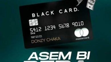 Photo of Donzy Chaka – Asem Bi Reba (Prod By Tubhani Muzik)
