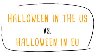 hallowen in europe is different from american halloween