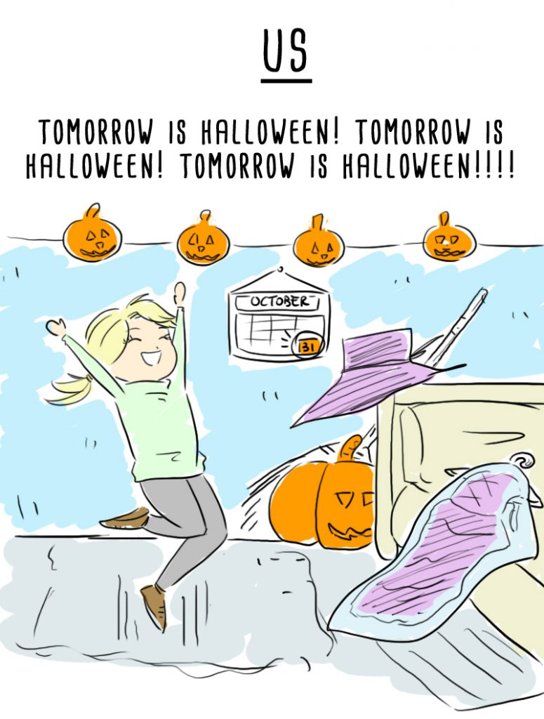 halloween in the us