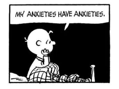 comics about anxiety and relatable