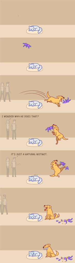 funny comics about pets cats dogs