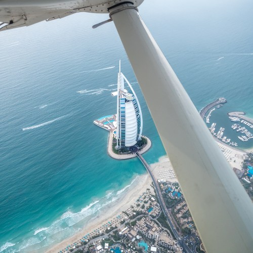Seawings Ultimate Seaplane Tour | Dubai
