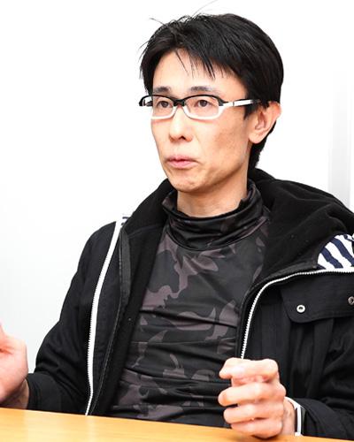 図鑑制作者 丸山貴史