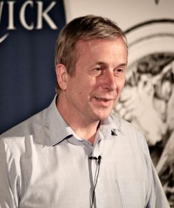 Kevin Warwick of Project Cyborg in 2011