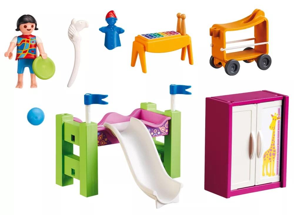 chambre d enfant avec lit mezzanine