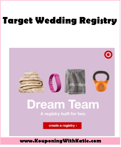 Sign Up For Your Target Wedding Registry Now And Get 15 Off