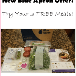 Blue Apron Meal Delivery Service New Promotion & Review! Get 3 Meals Free!!! (With Unboxing Video!)